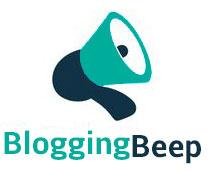 Blogging Beep Image